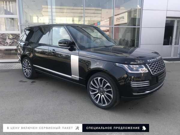 Land Rover Range Rover, 2019 год, 10 797 000 руб.