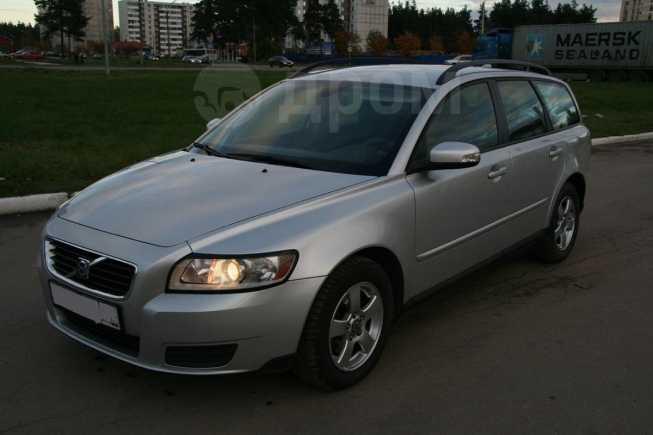 Volvo V50, 2008 год, 480 000 руб.