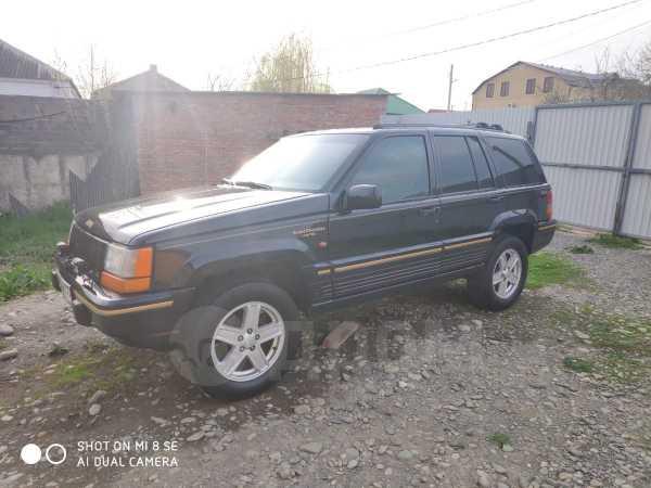 Jeep Grand Cherokee, 1995 год, 420 000 руб.