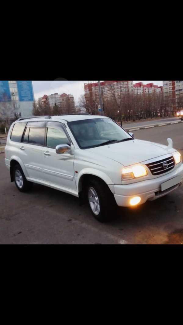 Suzuki Escudo, 2004 год, 578 000 руб.