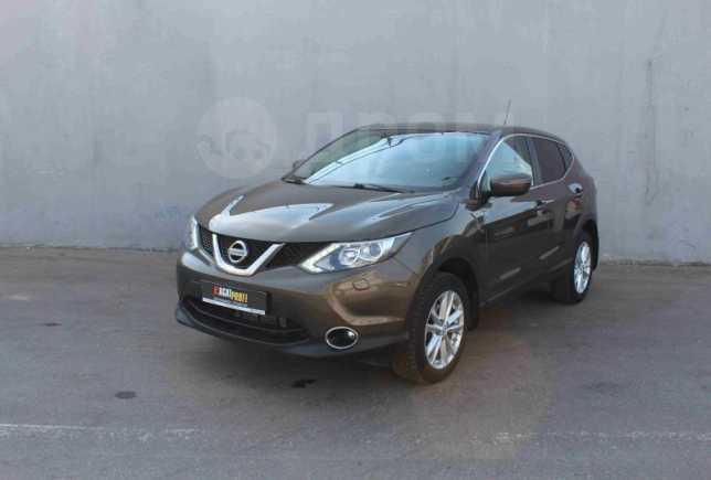 Nissan Qashqai, 2015 год, 1 049 000 руб.