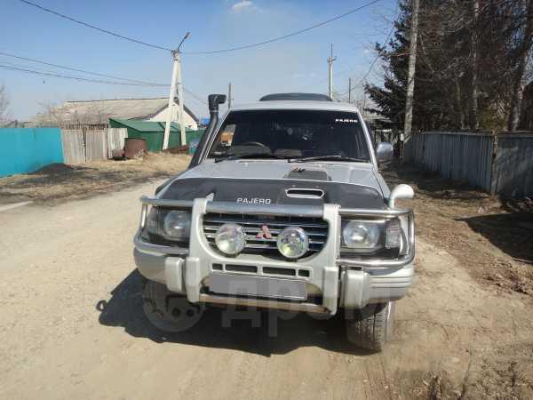 Mitsubishi Pajero, 1995 год, 405 000 руб.