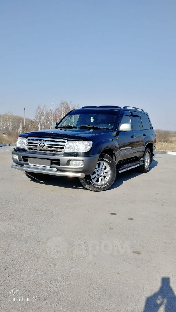 Toyota Land Cruiser, 2003 год, 1 000 000 руб.