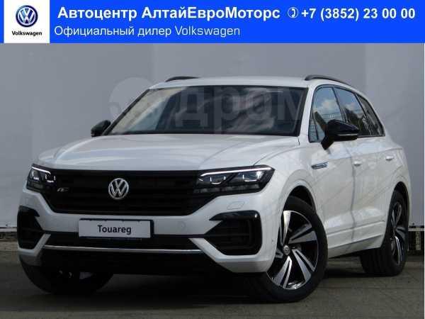 Volkswagen Touareg, 2019 год, 5 568 000 руб.