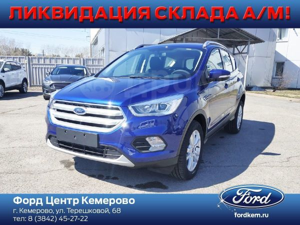 Ford Kuga, 2019 год, 1 434 000 руб.