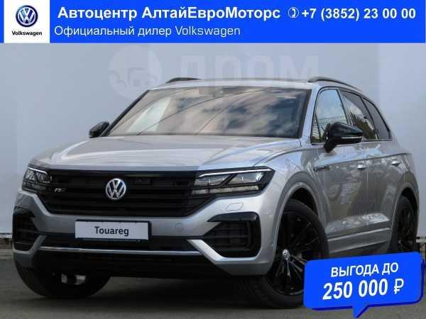 Volkswagen Touareg, 2019 год, 5 698 000 руб.