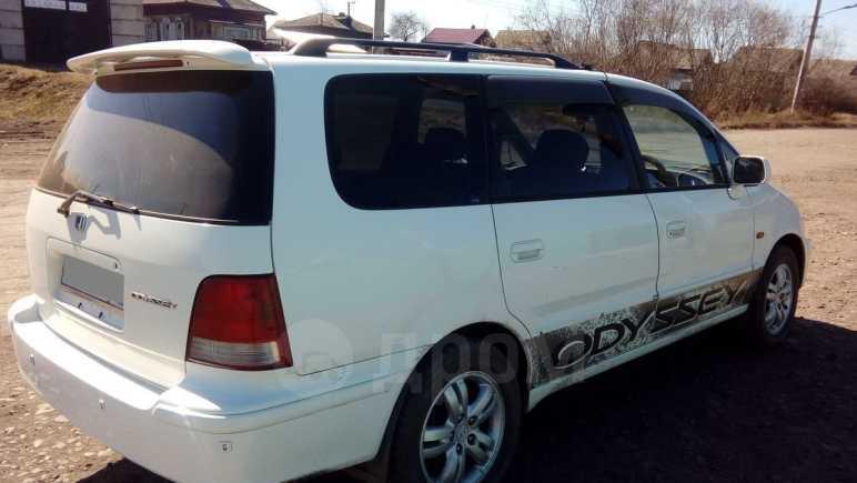 Honda Odyssey, 1998 год, 240 000 руб.