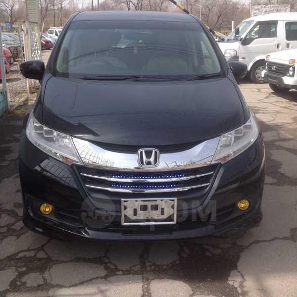 Honda Odyssey, 2013 год, 1 240 000 руб.