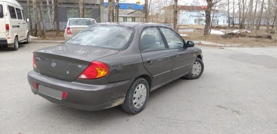 Kia Spectra, 2006 год, 165 000 руб.