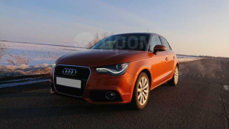 Audi A1, 2012 год, 695 000 руб.