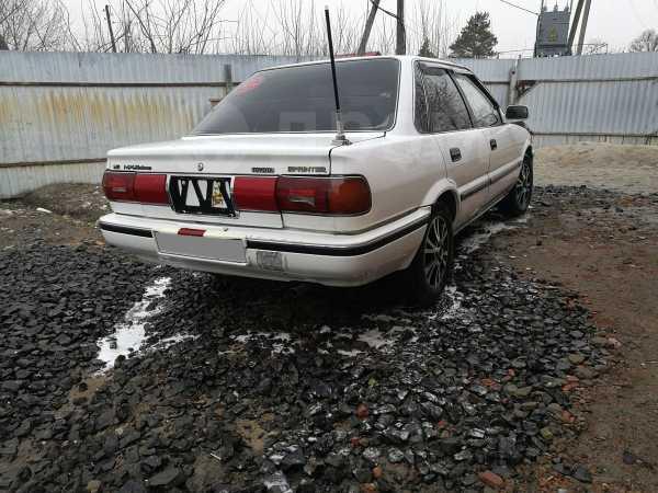 Toyota Sprinter, 1989 год, 120 000 руб.