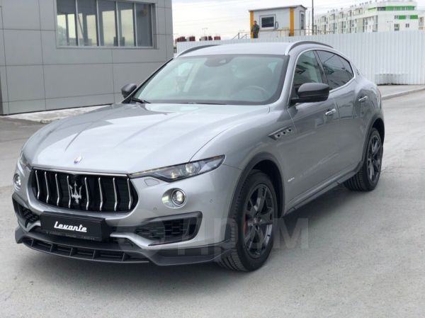 Maserati Levante, 2018 год, 8 829 000 руб.