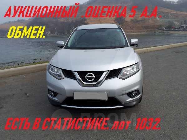 Nissan X-Trail, 2014 год, 1 140 000 руб.