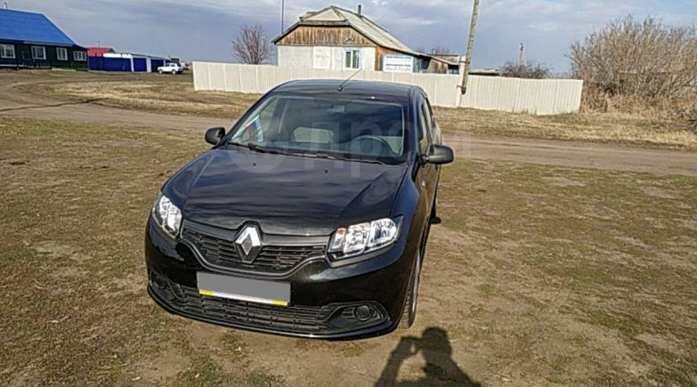 Renault Logan, 2017 год, 550 000 руб.