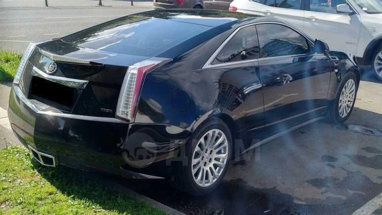 Cadillac CTS, 2011 год, 1 050 000 руб.