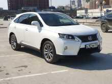 Lexus RX, 2015 г., Новосибирск