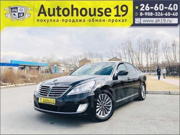 Hyundai Equus, 2013 год, 1 189 000 руб.