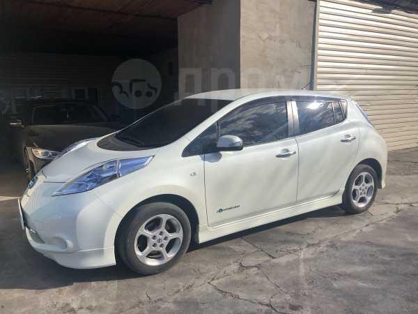 Nissan Leaf, 2012 год, 548 000 руб.
