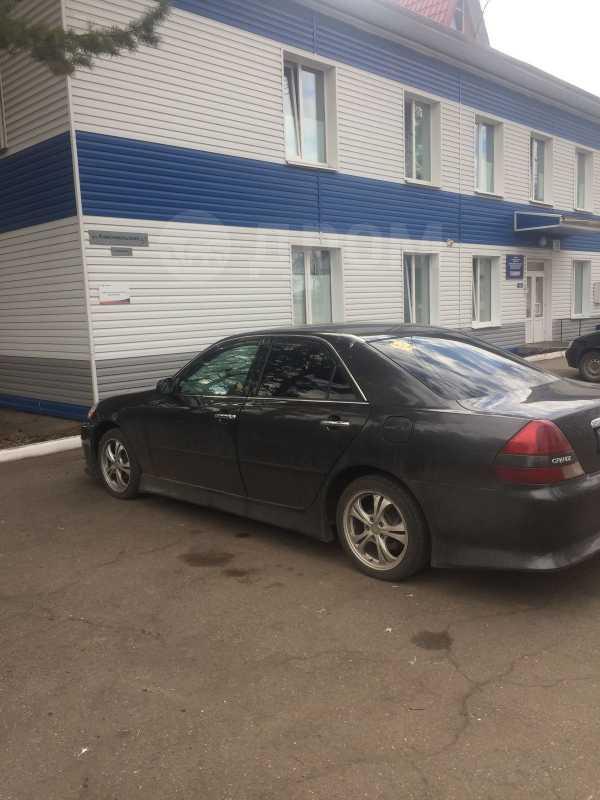 Toyota Mark II, 2002 год, 350 000 руб.
