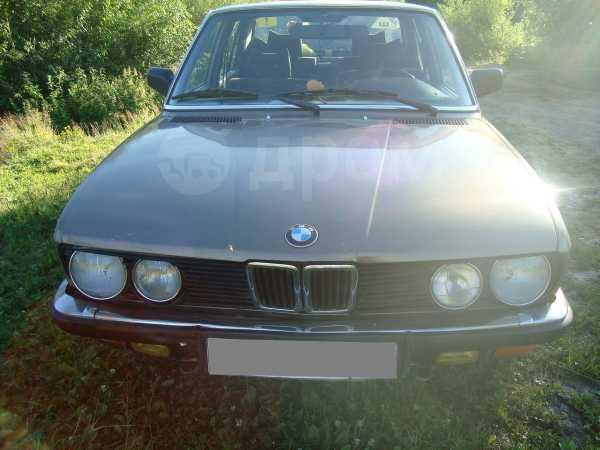 BMW 5-Series, 1983 год, 43 000 руб.