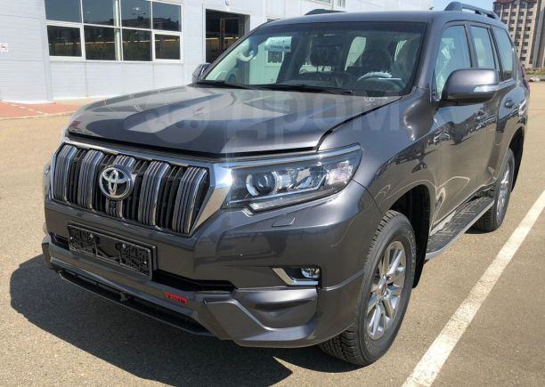 Toyota Land Cruiser Prado, 2019 год, 3 928 000 руб.