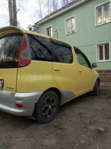 Toyota Funcargo, 2000 г., Томск