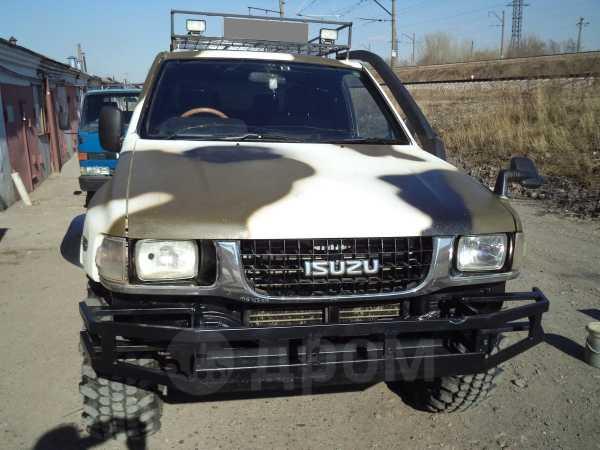 Isuzu MU, 1990 год, 237 000 руб.