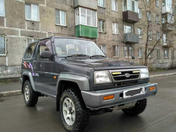 Daihatsu Rocky, 1995 год, 299 000 руб.