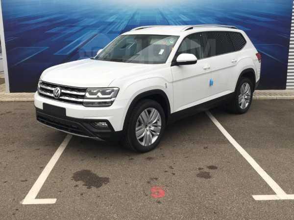 Volkswagen Teramont, 2018 год, 3 449 000 руб.