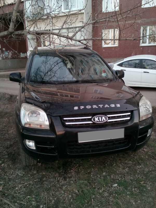 Kia Sportage, 2006 год, 450 000 руб.