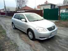 Бердск Corolla Runx 2002