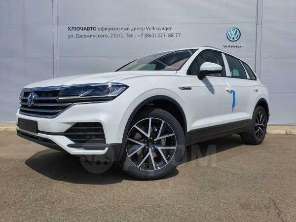 Volkswagen Touareg, 2019 год, 4 554 000 руб.