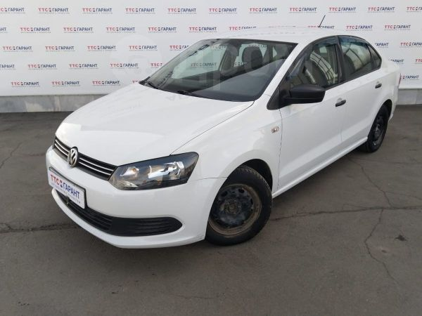 Volkswagen Polo, 2014 год, 493 900 руб.