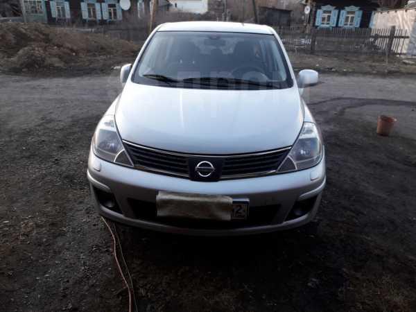 Nissan Tiida, 2008 год, 410 000 руб.