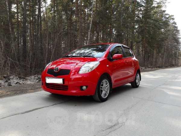 Toyota Yaris, 2008 год, 455 000 руб.