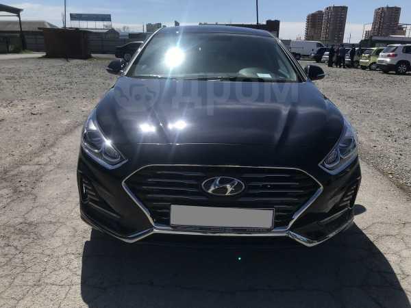 Hyundai Sonata, 2018 год, 1 370 000 руб.