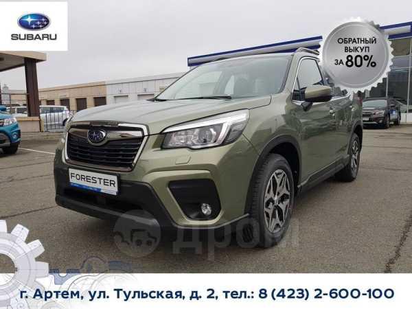 Subaru Forester, 2019 год, 2 204 950 руб.
