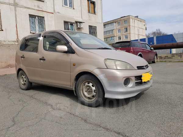 Daihatsu YRV, 2002 год, 105 000 руб.