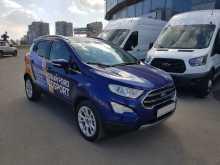 Барнаул Ford EcoSport 2018