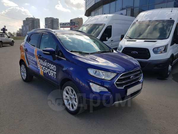 Ford EcoSport, 2018 год, 1 399 000 руб.
