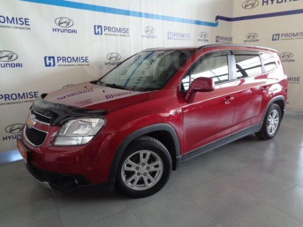 Chevrolet Orlando, 2011 год, 560 000 руб.
