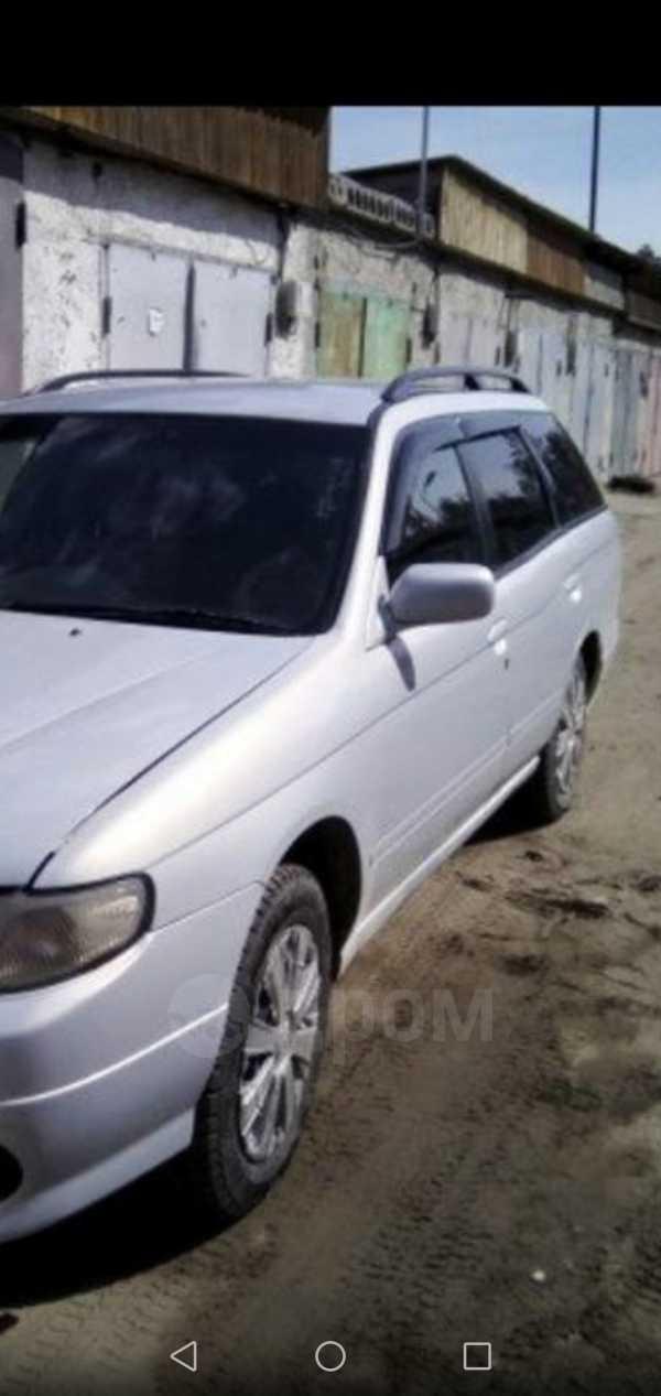 Nissan Avenir, 2001 год, 575 000 руб.