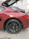 Porsche Cayman, 2011 год, 1 750 000 руб.