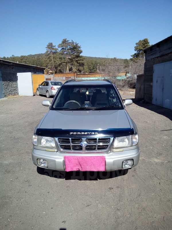 Subaru Forester, 1999 год, 275 000 руб.