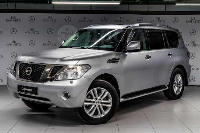 Nissan Patrol, 2012 год, 1 420 000 руб.