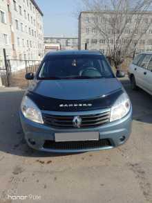 Улан-Удэ Sandero 2012