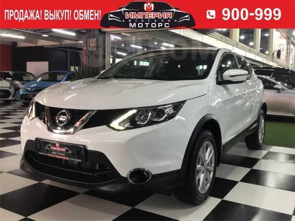 Nissan Qashqai, 2018 год, 1 509 000 руб.