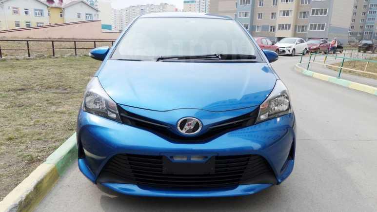 Toyota Vitz, 2014 год, 639 000 руб.