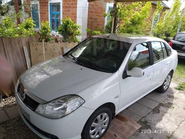 Renault Symbol, 2011 год, 280 000 руб.