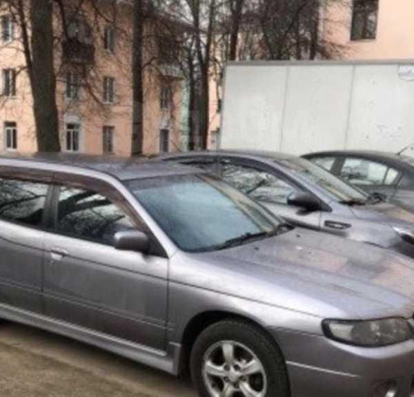 Nissan Avenir, 2001 год, 525 000 руб.